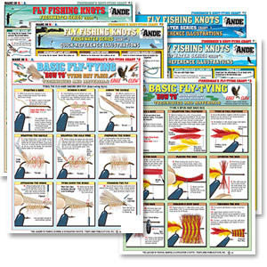 Fly Fishing Charts
